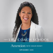 the life coach school podcast adhd